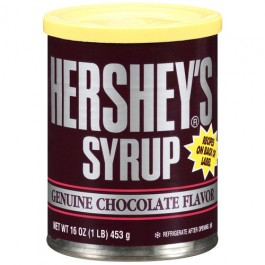 Hershey's Genuine Chocolate Flavor Syrup (453g)