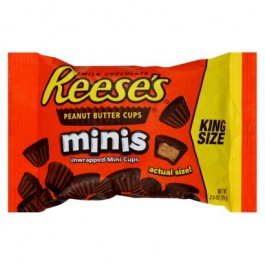 Reese's PeanutButter Cups Minis KingSize (70g)