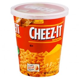 Cheez-It Baked Snacks Mini Cup Original (62g)