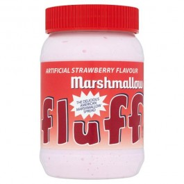Marshmallow Fluff  Strawberry (213g)