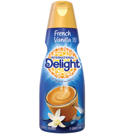 International Delight, French Vanilla Creamer (473ml)