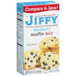 Jiffy Blueberry Muffin Mix (198g)