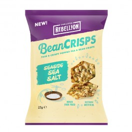 Our Little Rebell!on BeanCrisps' Seaside Sea Salt (113g)