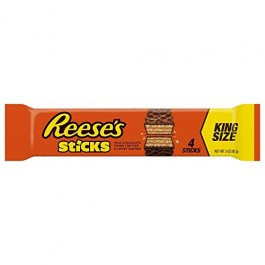 Reese's Sticks King Size (4 Sticks) (85g)(best-by 26-09-18)
