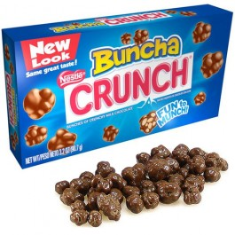 Nestle Buncha Crunch (90g) (BEST-BY 10-2019)
