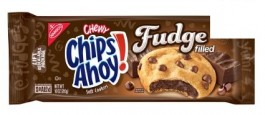 Chips Ahoy! Chewy Fudge Filled Cookies (283g)