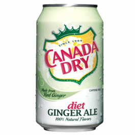Canada Dry Diet Ginger Ale USfoodz