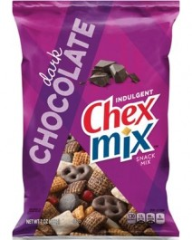 Chex Mix Indulgent, Dark Chocolate Snack Mix (198g)