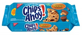 Chips Ahoy! Cookies with Reese's Peanut Butter Cups (269g)