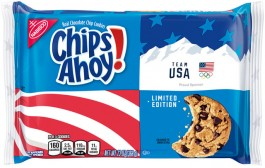 Chips Ahoy! Chocolate Chip Cookies,Team USA (Limited Edition) (368g)