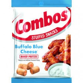 Combos Stuffed Snacks, Buffalo Blue Cheese Baked Pretzel (178g)