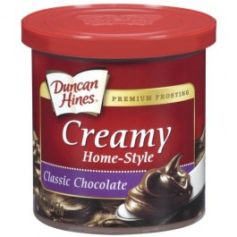 Duncan Hines Classic Chocolate Frosting (454g)