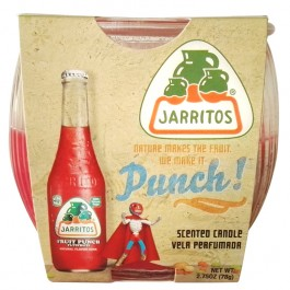 Jarritos Fruit Punch Scented Candle