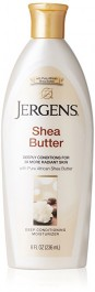 Jergens Shea Butter Deep Conditioning Moisturizer (236ml)