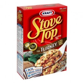 Stove Top Stuffing Mix, for Turkey (170g)