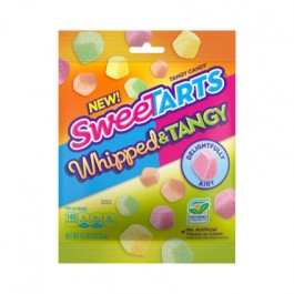 Wonka Sweetarts Whipped & Tangy Candy (127.5g)