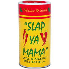 "Walker & Sons ""Slap Ya Mama"" Hot Cajun Seasoning (113g)"
