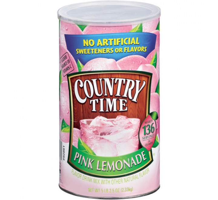 Country Time Pink Lemonade (2.33kg)