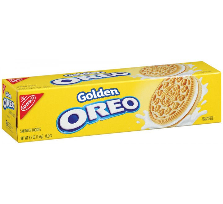 Oreo Golden Cookies (155g)