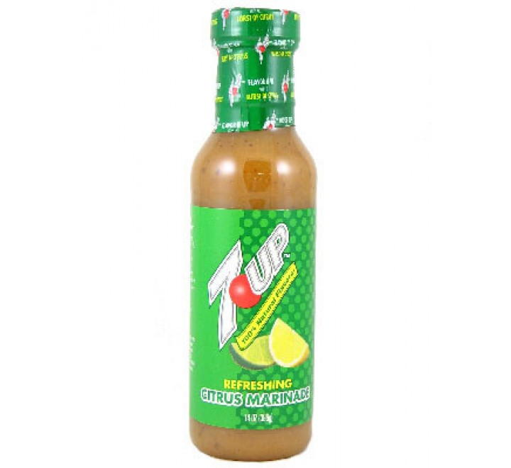 7UP Refreshing Citrus Marinade (396g)