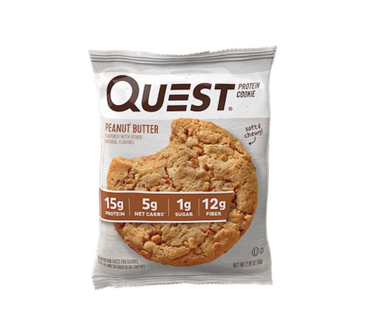Quest Protein Cookie, Peanut Butter (58g)