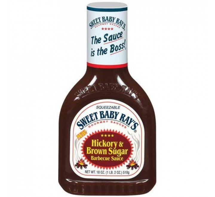 Sweet Baby Ray's Hickory & Brown Sugar (510g) USfoodz