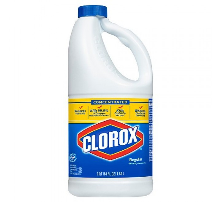 Clorox Regular-Bleach, Concentrated (1.89L)