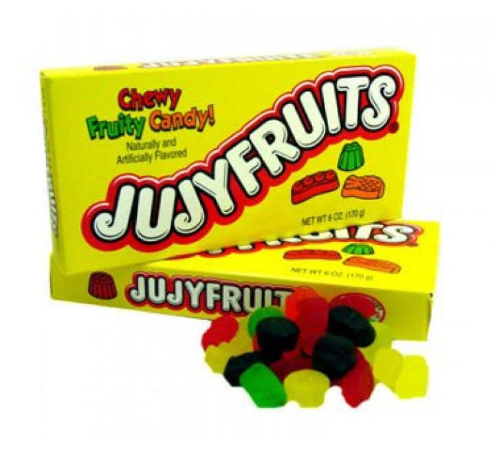Heide Jujyfruits Candy (142g)