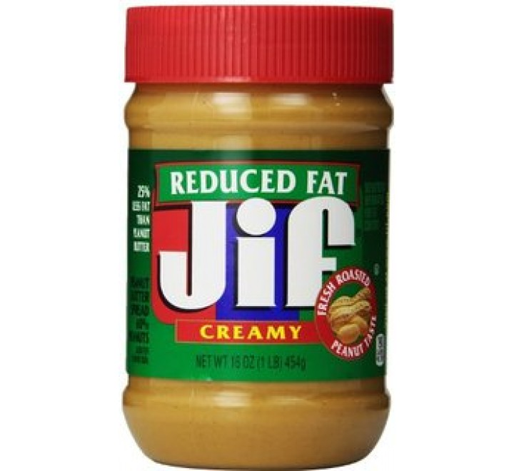 JIF Creamy Reduced Fat (454g)