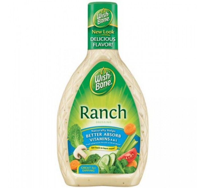 Wish-Bone Ranch Dressing (473ml)