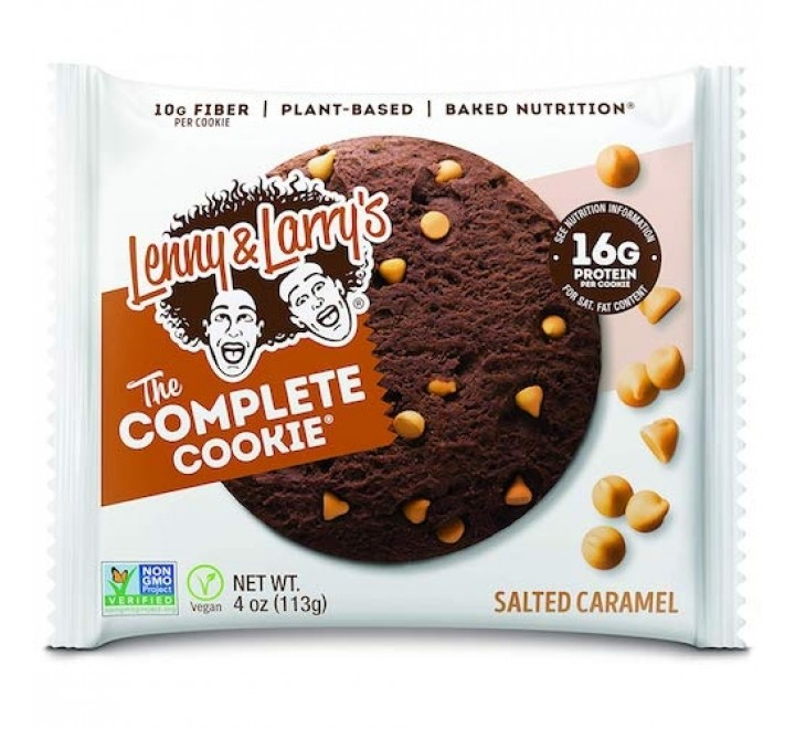 Lenny & Larry's The Complete Cookie, Salted Caramel (113g)