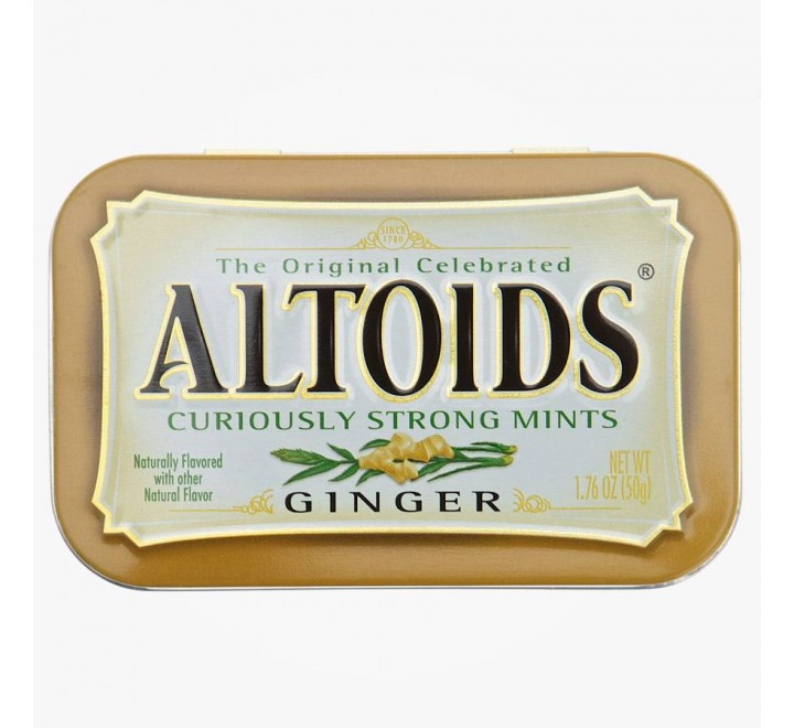 Altoids Ginger Peppermints (50g)