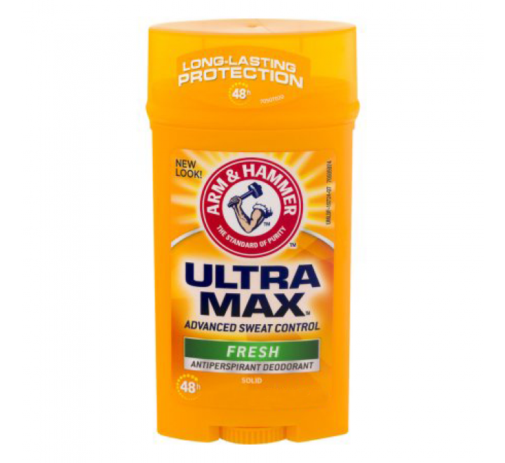 Arm & Hammer Ultra Max Fresh Antiperspirant Deodorant Solid (28g)