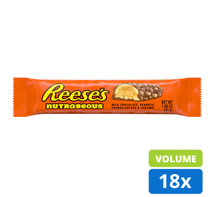 Reese's Nutrageous (18X47g)