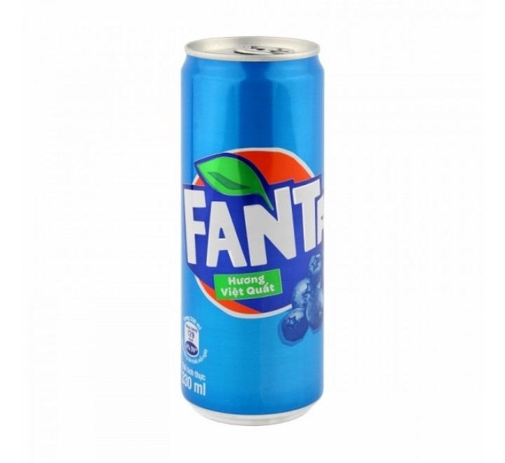 Fanta Blueberry (330ml)