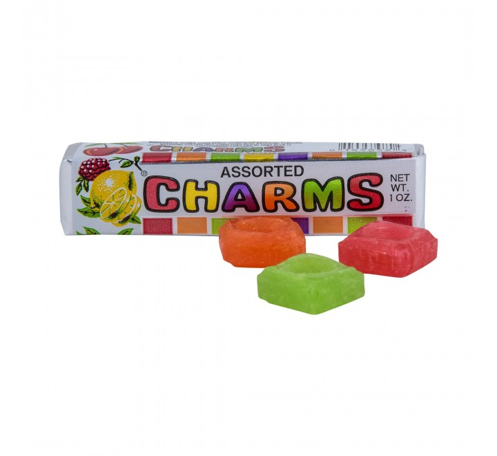 Charms Assorted Squares (28g)