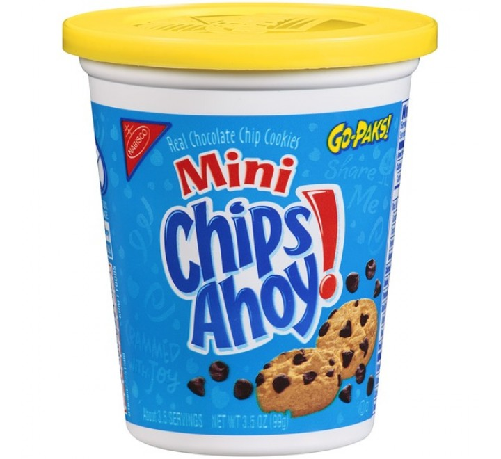 Chips Ahoy! Mini Go Pack Chocolate Chip Cookies (99g)