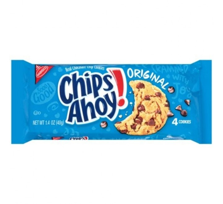Chips Ahoy! Original (4-pack) (44g)
