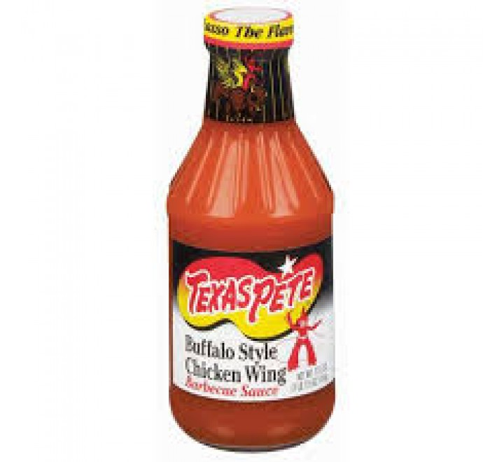 Texas Pete Buffalo Style Chicken Wing Barbecue Sauce