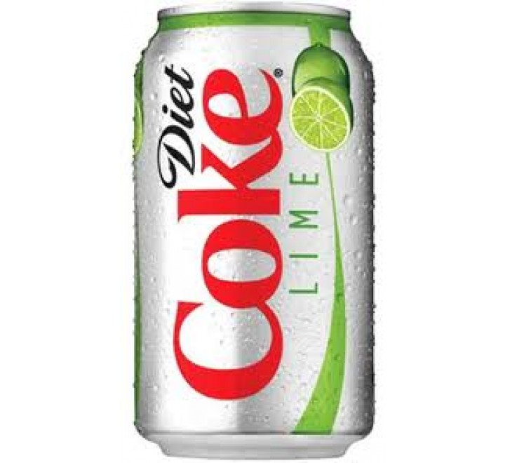 Coke Lime Diet (355ml)