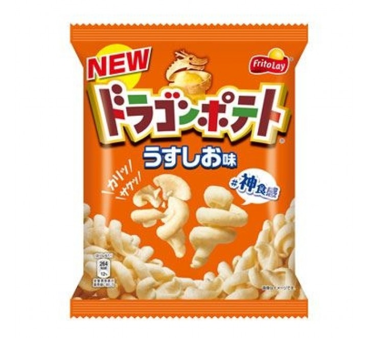 Dragon Potato Chips, Light Taste (48g)