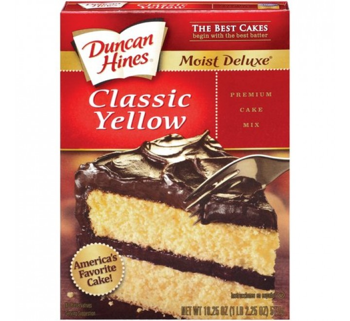 Duncan Hines Classic Yellow Cake Mix
