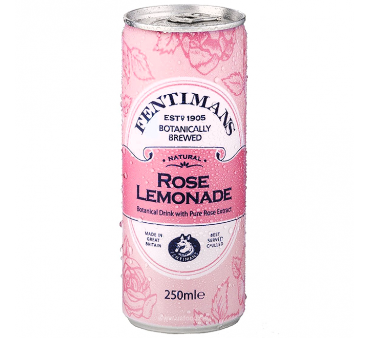 Fentimans Rose Lemonade (250ml)