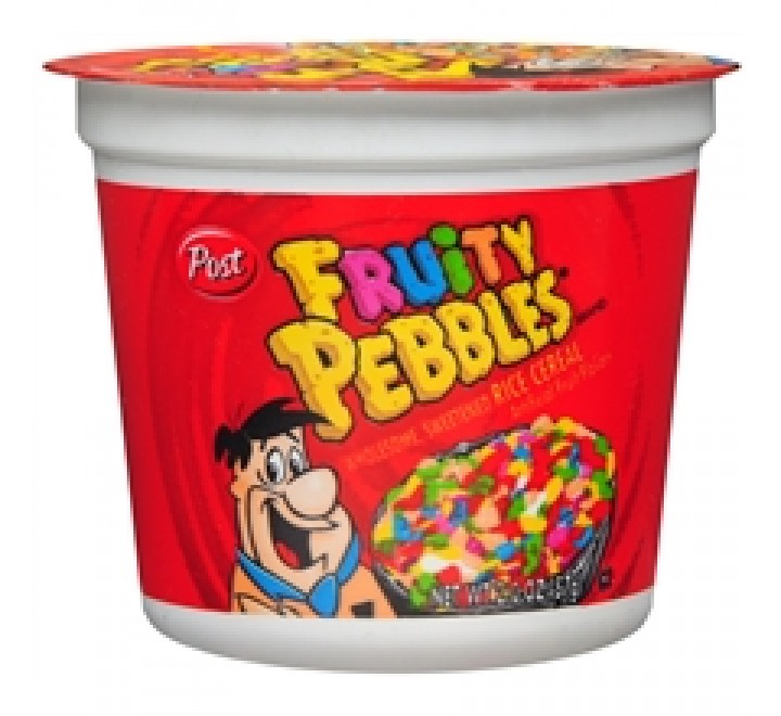 Post Fruity Pebbles Cup (57g) USfoodz