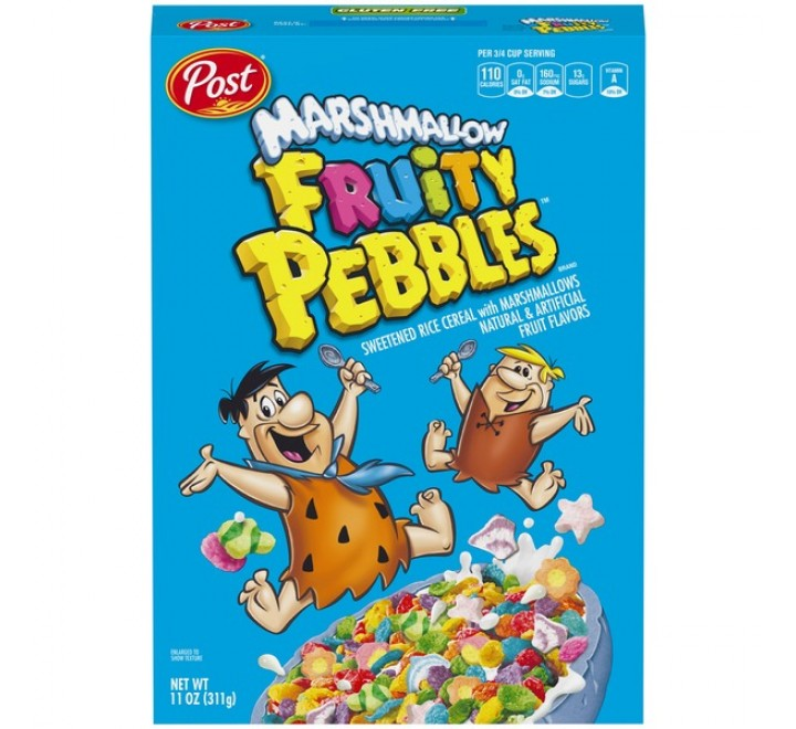 Post Fruity Pebbles Marshmallow (311g)