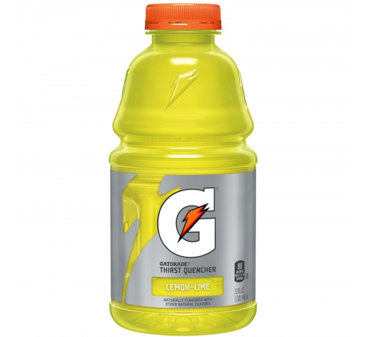 Gatorade Thirst Quencher, Lemon-Lime (946ml)