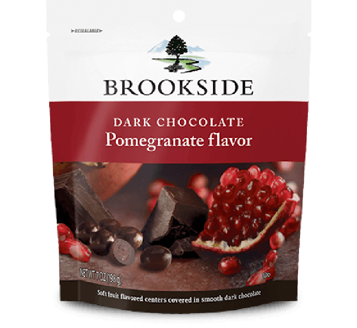Hershey's Brookside Dark Chocolate Pomegranate Flavor (85g)