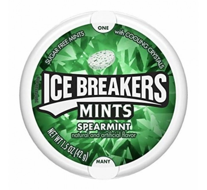 Ice Breakers Spearmint (42g)