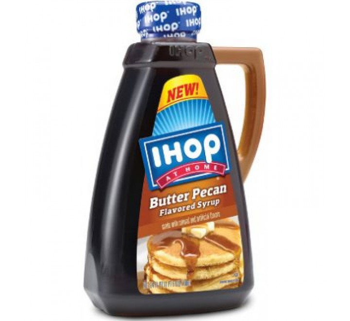 IHOP Butter Pecan Syrup (710ml)