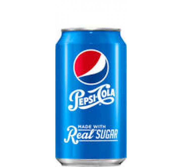 Pepsi Cola With Real Sugar (355ml)